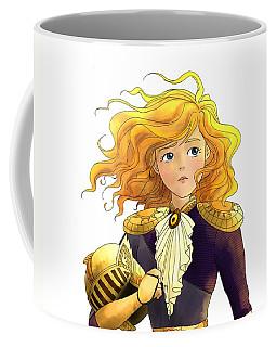 Tammy Wurtherington 1883 Portrait  Coffee Mug by Reynold Jay