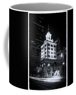 Tampa's Old City Hall Coffee Mug by Marvin Spates