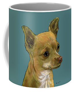 Tan Chihuahua Coffee Mug
