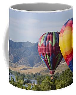 Tandem Balloons Coffee Mug