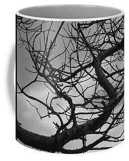 Tangled By The Wind Coffee Mug
