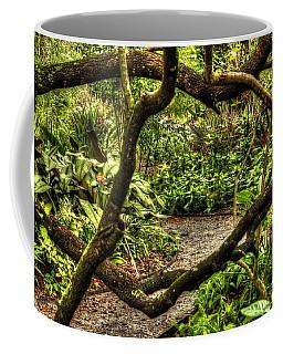 Tangled Path Coffee Mug