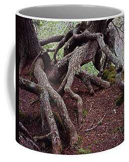 Tangled Roots Coffee Mug