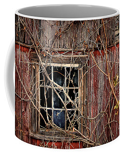 Tangled Up In Time Coffee Mug by Lois Bryan