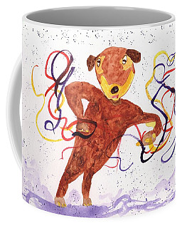 Tangled Up In You Coffee Mug
