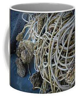 Tangles Of Seaweed 2 Coffee Mug