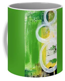 Tango- Abstract Painting Coffee Mug
