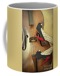 Tango For Strings Coffee Mug