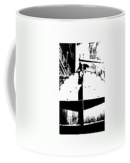 Tank And Chain Coffee Mug