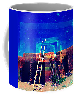 Taos Dreams Come True Coffee Mug