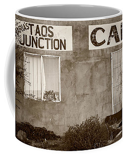 Taos Junction Cafe Coffee Mug by Steven Bateson