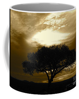 Taos Tree Coffee Mug