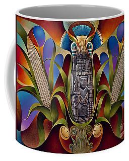 Tapestry Of Gods - Chicomecoatl Coffee Mug