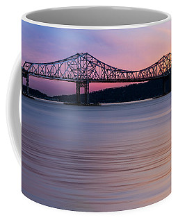 Tappan Zee Bridge Sunset Coffee Mug