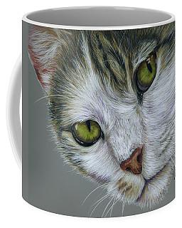 Tara Cat Art Coffee Mug