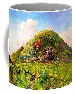 Taro Garden Of Papua Coffee Mug