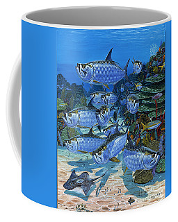 Tarpon Alley In0019 Coffee Mug