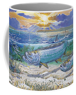 Tarpon Cut In0011 Coffee Mug