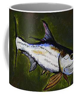 Tarpon Fish Coffee Mug