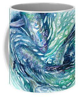Tarpon Frenzy Coffee Mug
