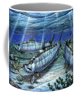 Tarpon In Paradise - Sabalo Coffee Mug