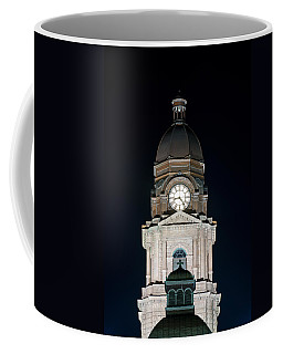 Tarrant County Courthouse V2 020815 Coffee Mug