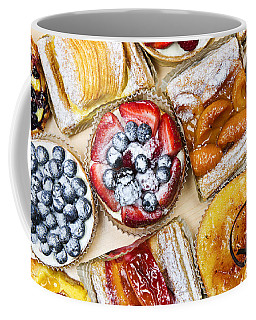 Tarts And Pastries Coffee Mug