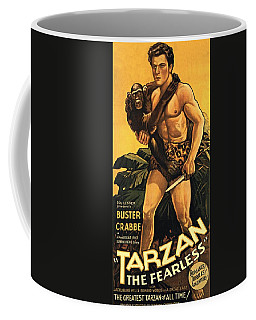 Tarzan The Fearless  Coffee Mug