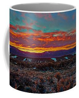 Taos Sunrise Coffee Mug