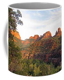 Taste Of Sedona Coffee Mug