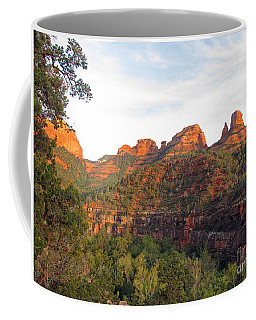 Taste Of Sedona Coffee Mug