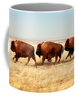 Tatanka Coffee Mug