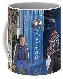 Tatoo Guys Coffee Mug