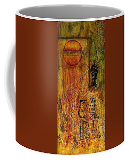 Tattered Wall  Coffee Mug