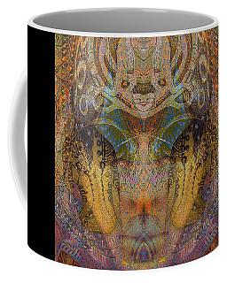 Tattoo Mask Coffee Mug