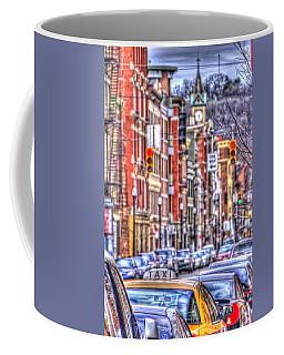 Taxi Coffee Mug