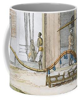 Tchanpal, Reclining Palanquin Coffee Mug