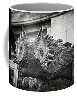 Tcu Horned Frog Bw Coffee Mug