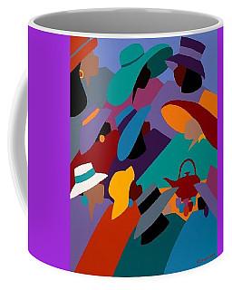 Tea And Conversations Coffee Mug