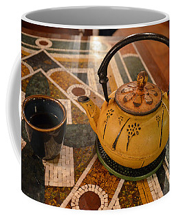 Coffee Mug featuring the photograph Tea Time In Asia by Robert Meanor