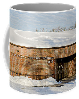 Teach Peace Coffee Mug