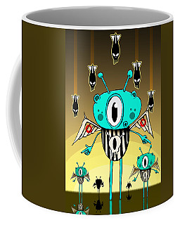 Team Alien Coffee Mug