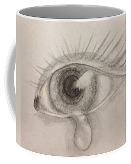 Tear Coffee Mug