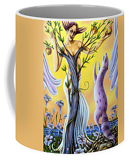 Teasing The Weasel Coffee Mug