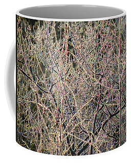 Coffee Mug featuring the photograph Technicolour Frost by Brian Boyle