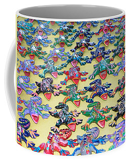 Coffee Mug featuring the photograph Technicolour Nightmare by Brian Boyle