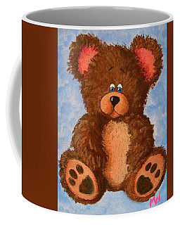 Ted Coffee Mug by Megan Walsh