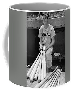 Ted Williams Coffee Mug