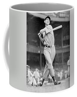 Ted Williams Swing Coffee Mug