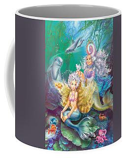 Teen Little Mermaid Coffee Mug